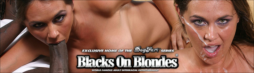 Ana Foxxx & Alexa Grace Kandi Hart Blacks On Blondes