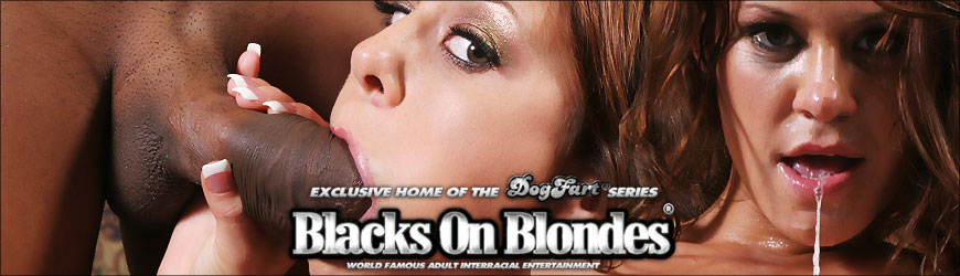 Britney Young's Second Appearance Interracial Blacks On Blondes