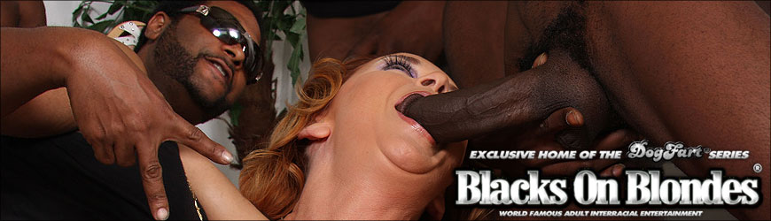 Britney Young Black Monster Cock
