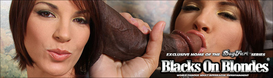 Katie Kox's Second Appearance Mandingo Black Dick