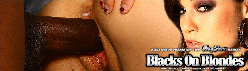Jenna Presley Black On Blonds