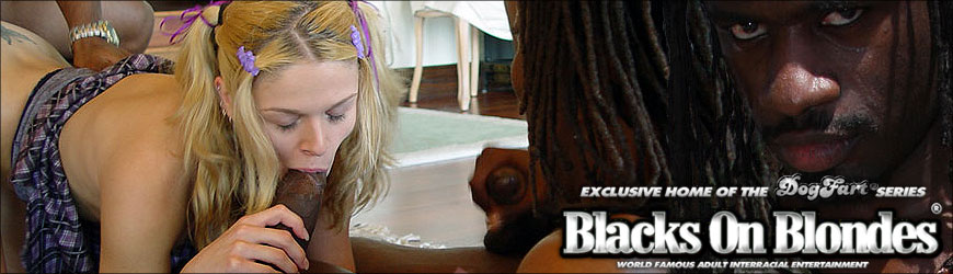 Julia Bond Ginger Lea Blacks On Blondes