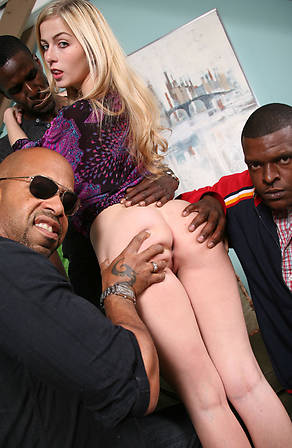 Abigaile Johnson Dogfart Interracial