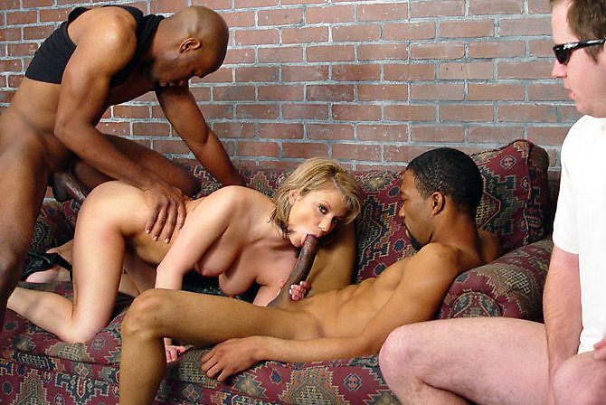 Alex Cuckold Interracial Sex