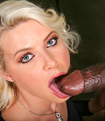 Interracial Sex Anikka Albrite