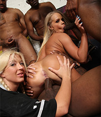 Blacks On Blondes Britney Young