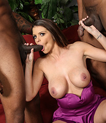 Brooklyn Chase Interracial