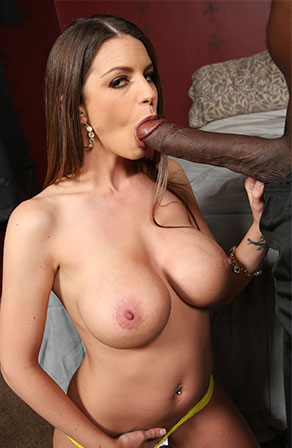Brooklyn Chase Dogfart Interracial