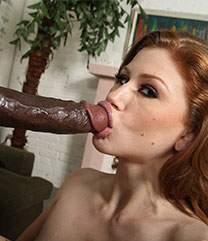 Brooklyn Lee Interracial