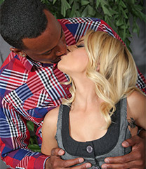 Blacks On Blondes Cameron Canada
