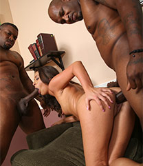 Blacks On Blondes Delilah Davis