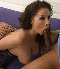 Blacks On Blondes Gianna Michaels