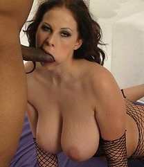 Interracial Sex Gianna Michaels