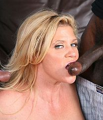 Blacks On Blondes Ginger Lynn