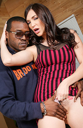 Holly Michaels Dogfart Interracial