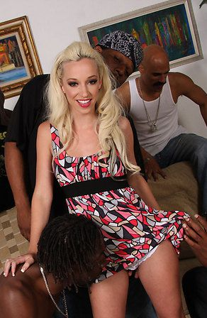 Jada Stevens SixBang Blacks On Blondes