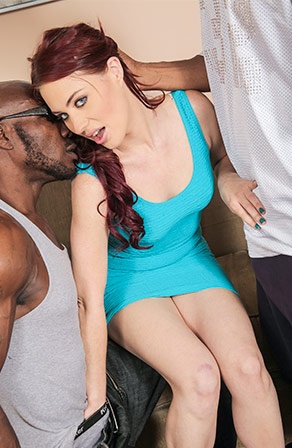 Jessica Ryan Interracial Porn
