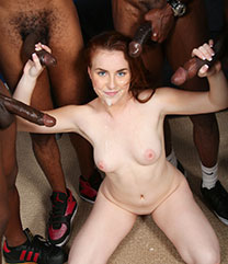 Interracial Sex Jessie Parker
