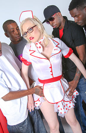 Kristy Snow Interracial Porn