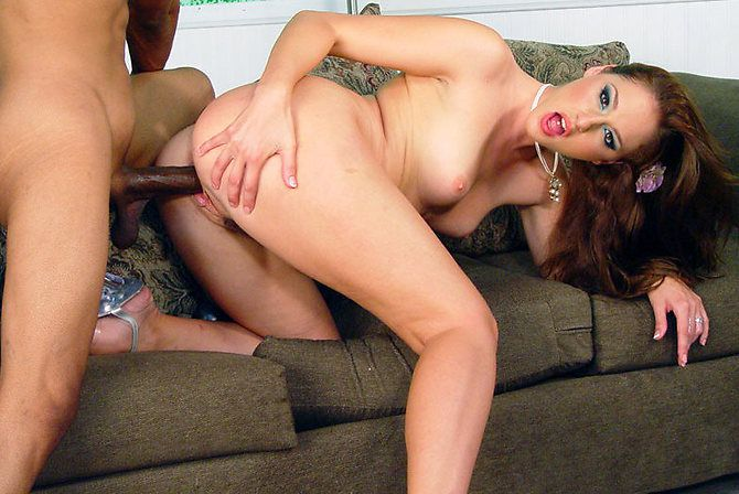 Lauren Phoenix Interracial Porn