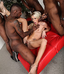 Blacks On Blondes Maia Davis