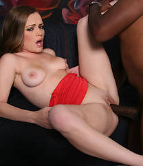 Monica Rise Interracial Porn