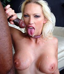 Black Cock Slut Nikki Hunter