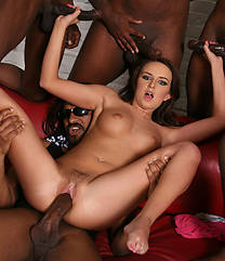 Interracial Porn Pressley Carter