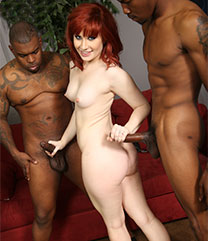 Sadie Kennedy Interracial