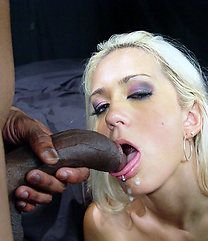 Black Cock Slut Trina Michaels