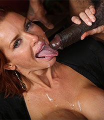 Black Cock Slut Veronica Avluv